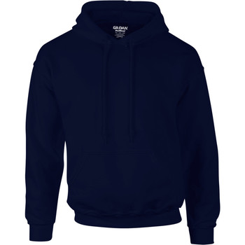 Vêtements Homme Sweats Gildan Hooded Bleu marine