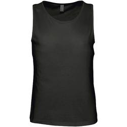Vêtements Homme Débardeurs / T-shirts sans manche Sols Justin Noir