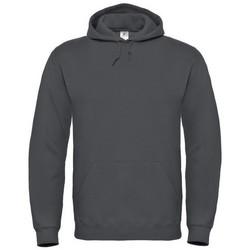Vêtements Femme Sweats B And C WUI21 Gris anthracite