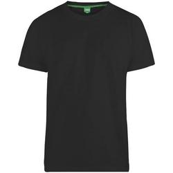 Vêtements Homme T-shirts manches courtes Duke  Noir