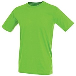 Vêtements Homme T-shirts manches courtes Stedman Classic Vert kiwi
