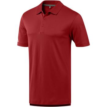 Vêtements Homme Polos manches courtes adidas Originals Performance Rouge