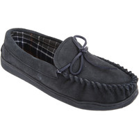 Chaussures Homme Chaussons Sleepers Moccasin Bleu marine