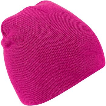 Accessoires textile Bonnets Beechfield B44 Fuchsia