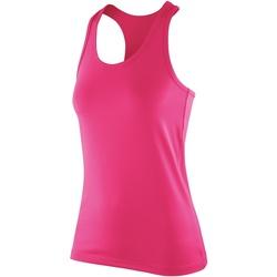 Vêtements Femme Débardeurs / T-shirts sans manche Spiro Softex Rose