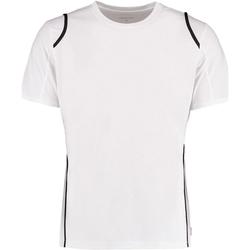 Vêtements Homme T-shirts manches courtes Gamegear Cooltex Blanc/Noir
