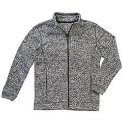 Vêtements Homme Polaires Stedman Active Gris foncé chiné