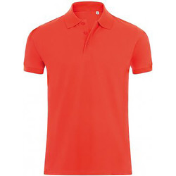 Vêtements Homme Polos manches courtes Sols Phoenix Orange