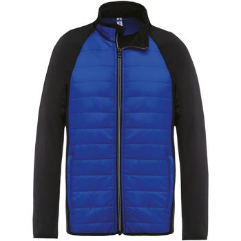 Vêtements Homme Vestes de survêtement Kariban Proact Proact Bleu roi / noir