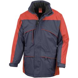 Vêtements Homme Coupes vent Result R98X Bleu marine/Rouge