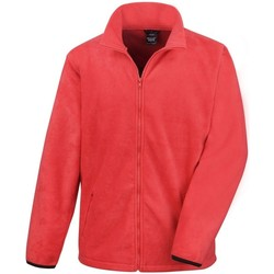 Vêtements Homme Polaires Result Fashion Fit Rouge feu