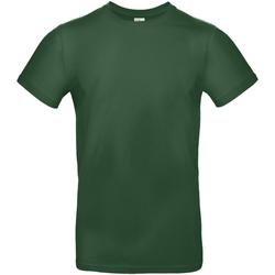 Vêtements Homme Tous les vêtements B And C TU03T Vert foncé
