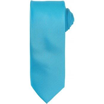 Vêtements Homme Cravates et accessoires Premier Waffle Turquoise