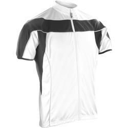 Vêtements Homme Polaires Spiro Performance Blanc/Noir