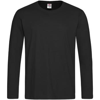Vêtements Homme T-shirts manches longues Stedman Classics Noir