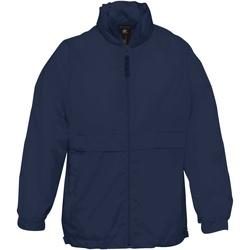 Vêtements Enfant Blousons B And C Sirocco Bleu marine