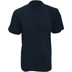 Vêtements Homme Polos manches courtes Kustom Kit KK400 Bleu marine