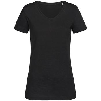 Vêtements Femme T-shirts manches courtes Stedman Stars  Noir