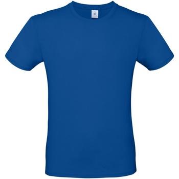 Vêtements Homme T-shirts manches courtes B And C E150 Bleu roi