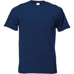 Vêtements Homme T-shirts manches courtes Universal Textiles 61082 Bleu marine