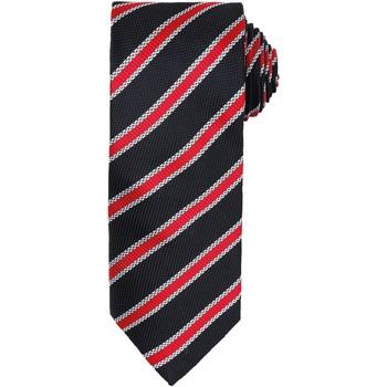Vêtements Homme Cravates et accessoires Premier Formal Noir/Rouge