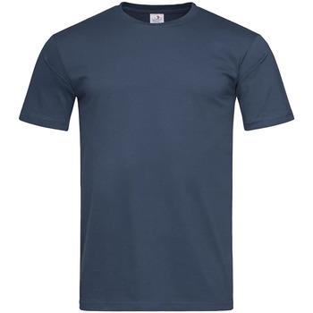 Vêtements Homme T-shirts manches courtes Stedman Classic Bleu marine