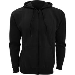 Vêtements Homme Sweats Sols Hooded Noir