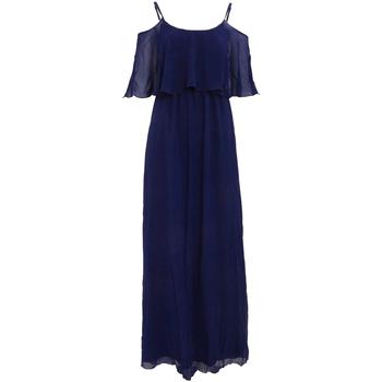 Vêtements Femme Robes longues Girls On Film  Bleu marine