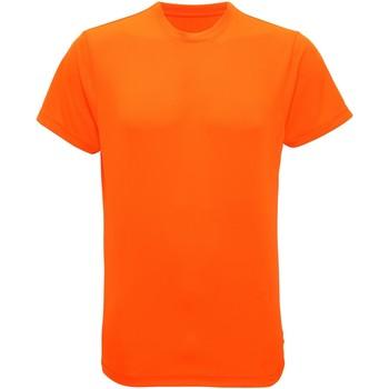 Vêtements Homme T-shirts manches courtes Tridri TR010 Orange fluo