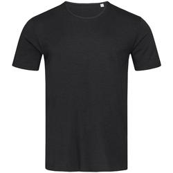 Vêtements Homme T-shirts manches courtes Stedman Stars Shawn Noir