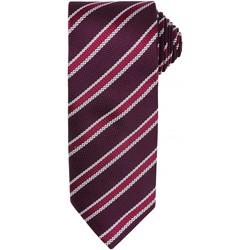 Vêtements Homme Cravates et accessoires Premier PR783 Bordeaux/Aubergine