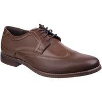 Chaussures Homme Derbies Rockport Lace Up Marron