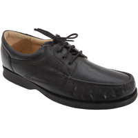 Chaussures Homme Derbies Roamers Softie Noir