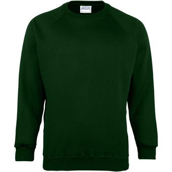 Vêtements Homme Sweats Maddins Coloursure Vert bouteille