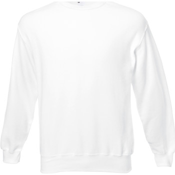 Vêtements Homme Sweats Universal Textiles Jersey Blanc