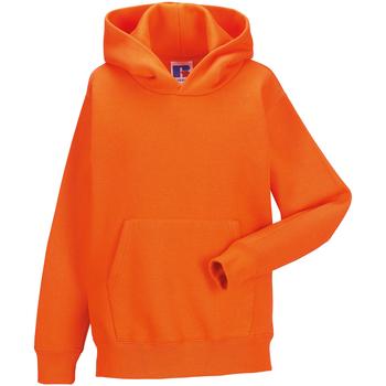 Vêtements Enfant Sweats Jerzees Schoolgear Hooded Orange