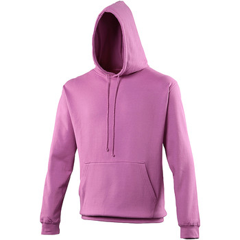 Vêtements Sweats Awdis Hooded Violet rosé