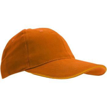 Accessoires textile Casquettes Sols Buffalo Orange