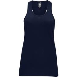 Vêtements Femme Débardeurs / T-shirts sans manche Sols Justin Bleu marine