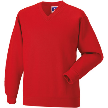 Vêtements Enfant Sweats Jerzees Schoolgear 272B Rouge vif