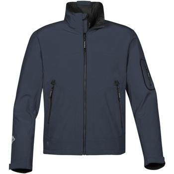 Vêtements Homme Vestes de survêtement Stormtech Softshell Bleu marine/Noir