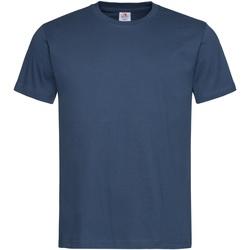 Vêtements Homme T-shirts manches courtes Stedman Stars Organic Bleu marine