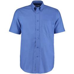 Vêtements Homme Chemises manches courtes Kustom Kit KK350 Violet