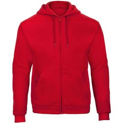 Vêtements Sweats B And C ID.205 Rouge