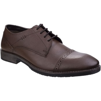 Chaussures Homme Derbies Hush puppies Oxford Marron