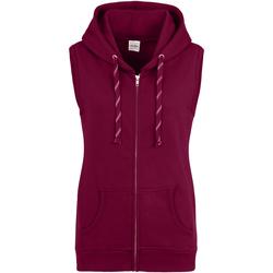 Vêtements Femme Sweats Awdis Girlie Bordeaux
