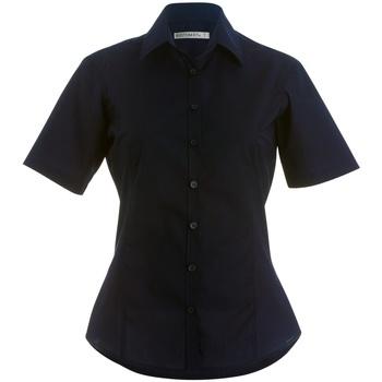 Vêtements Femme Chemises / Chemisiers Kustom Kit Business Bleu marine foncé