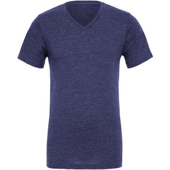 Vêtements Homme T-shirts manches courtes Bella + Canvas Jersey Bleu marine