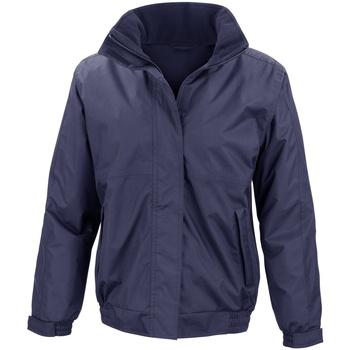 Vêtements Femme Coupes vent Result R221F Bleu marine