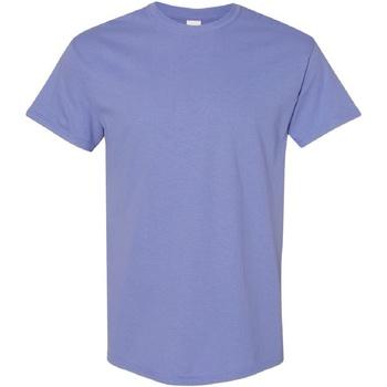 Vêtements Homme T-shirts manches courtes Gildan Heavy Lavande